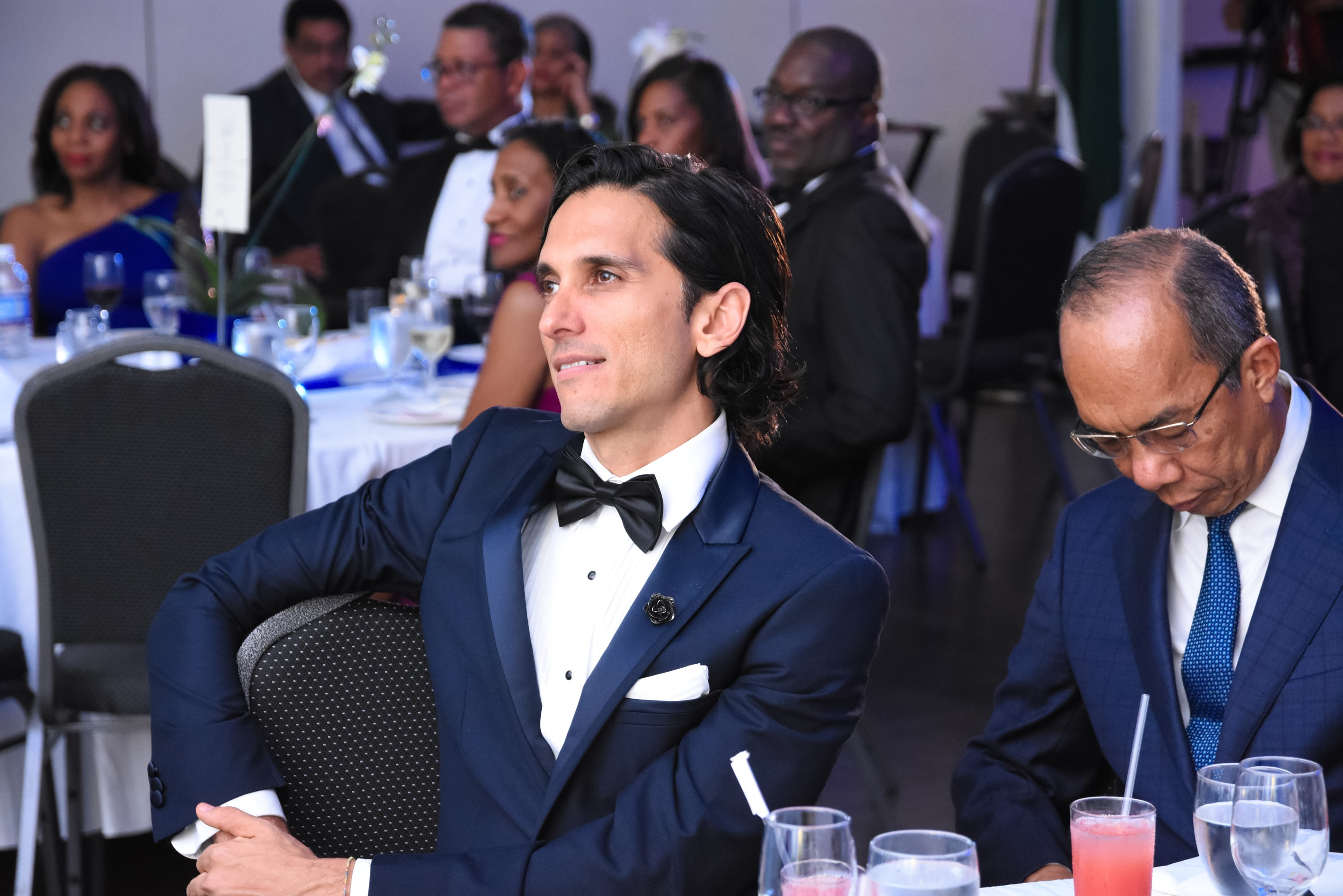 The Consular Corps of Jamaica - Edward Seaga Recognition-7346