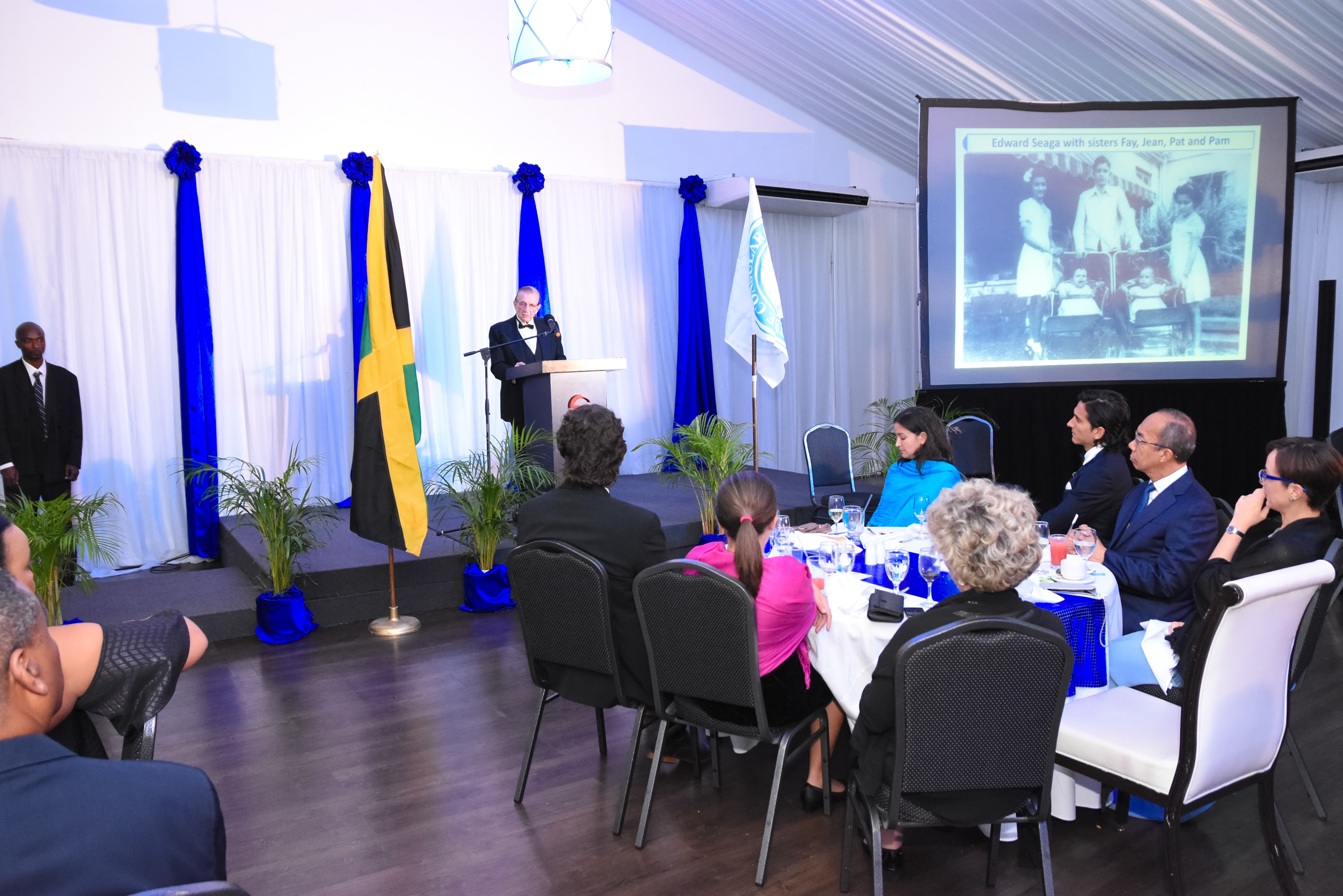 The Consular Corps of Jamaica - Edward Seaga Recognition-7428