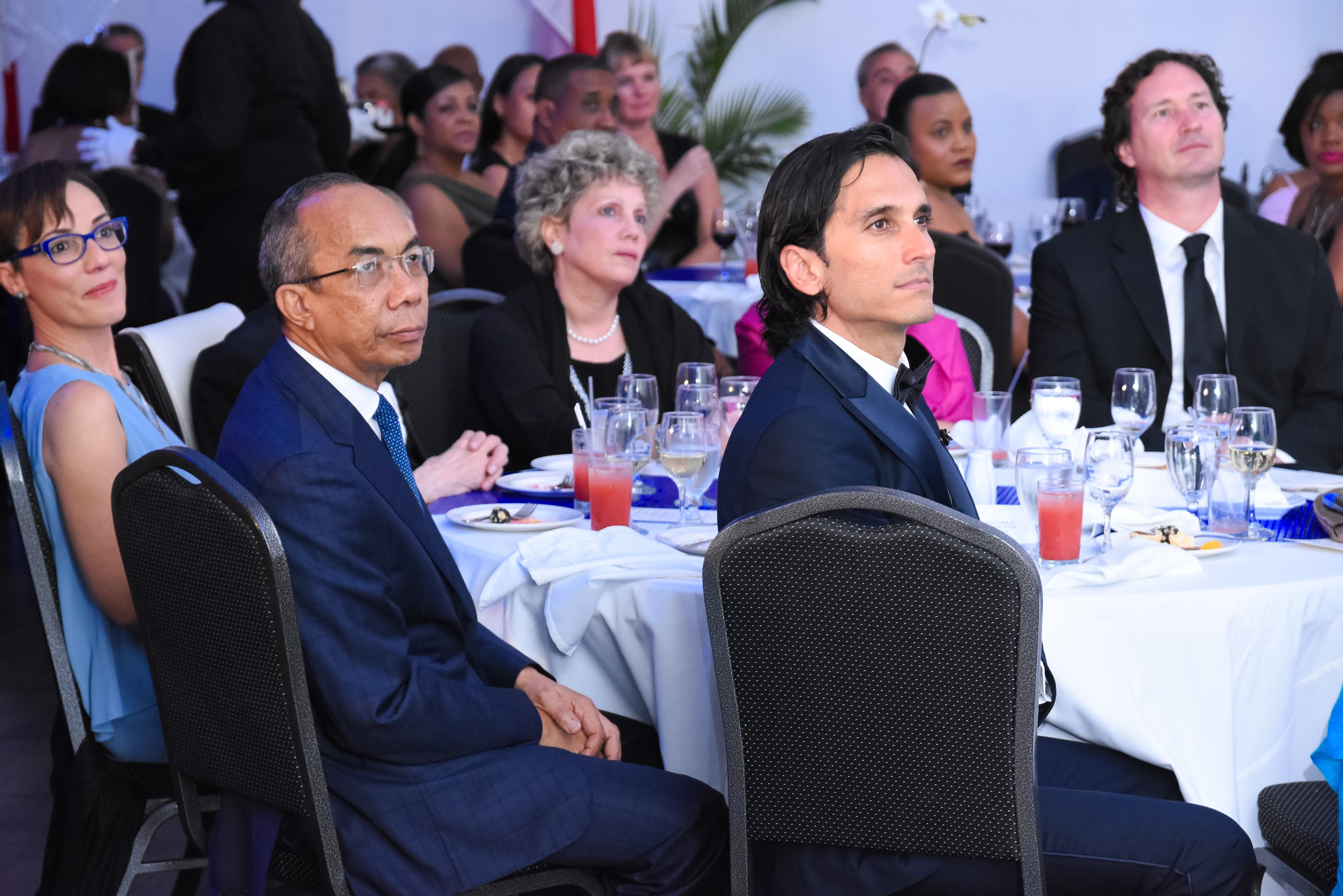 The Consular Corps of Jamaica - Edward Seaga Recognition-7353