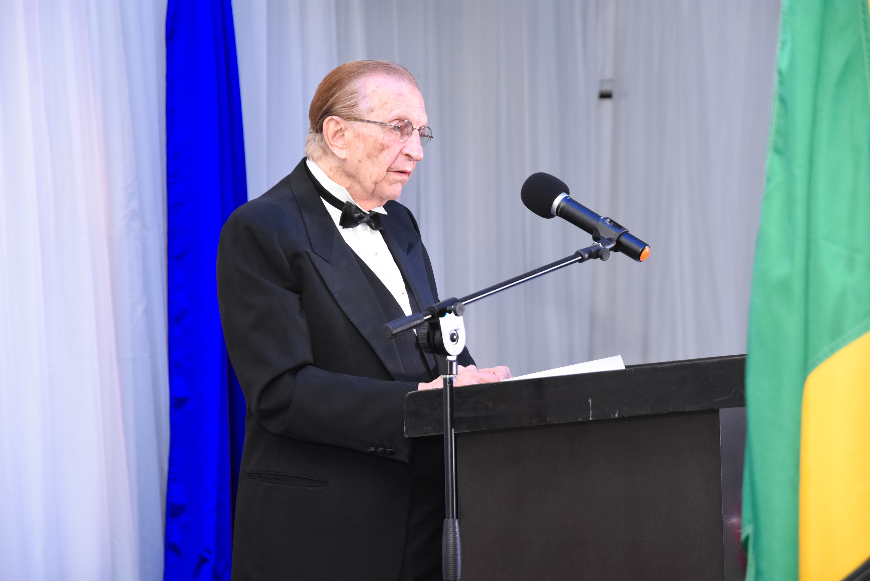 The Consular Corps of Jamaica - Edward Seaga Recognition-7432