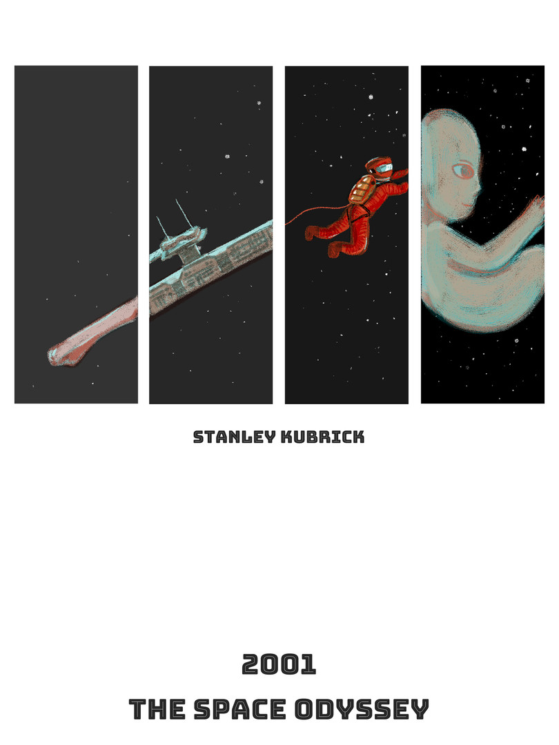2001 the space odyssey