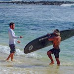 come-surfing-in-sunny Poipu