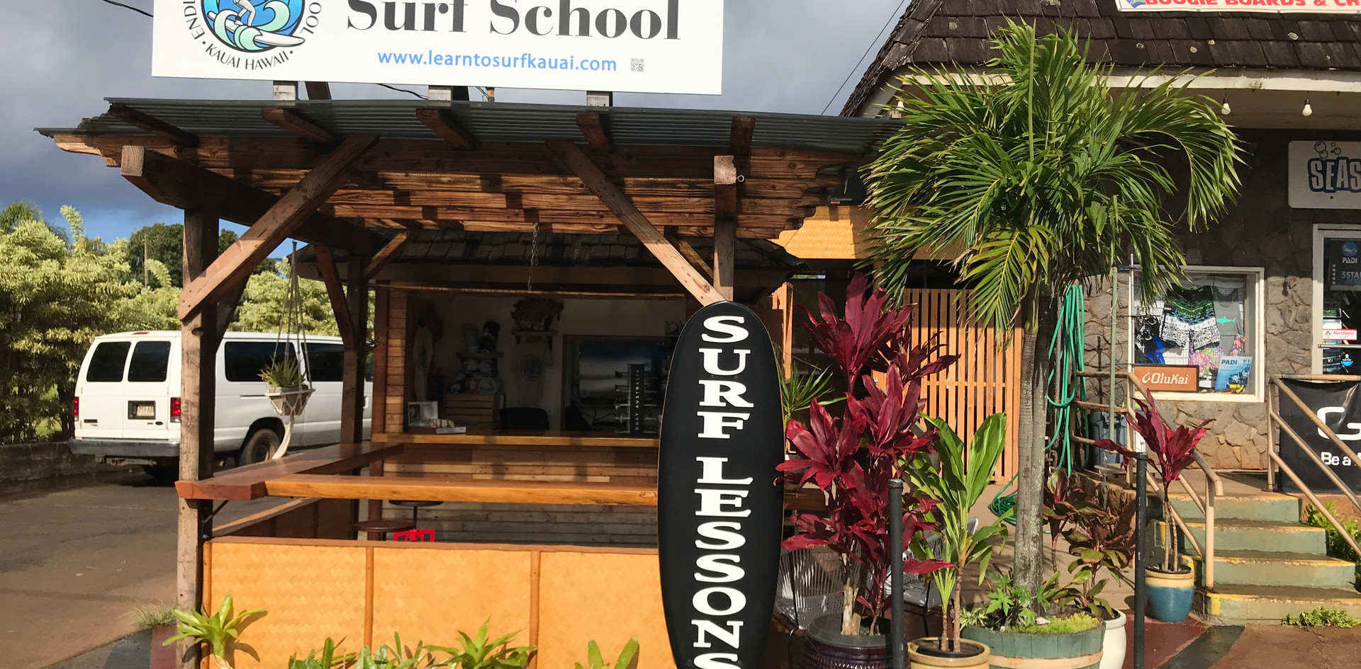 ENDLESS SUMMER SURF SCHOOL KAUAI