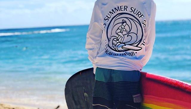 Kids Surf Lesson Everyday! ______#surfin