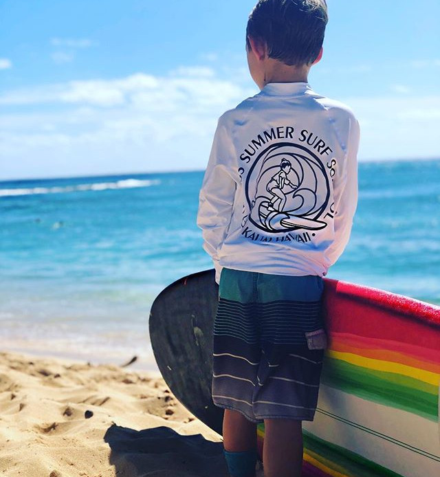 Kids Surf Lesson Everyday! ______#surfin