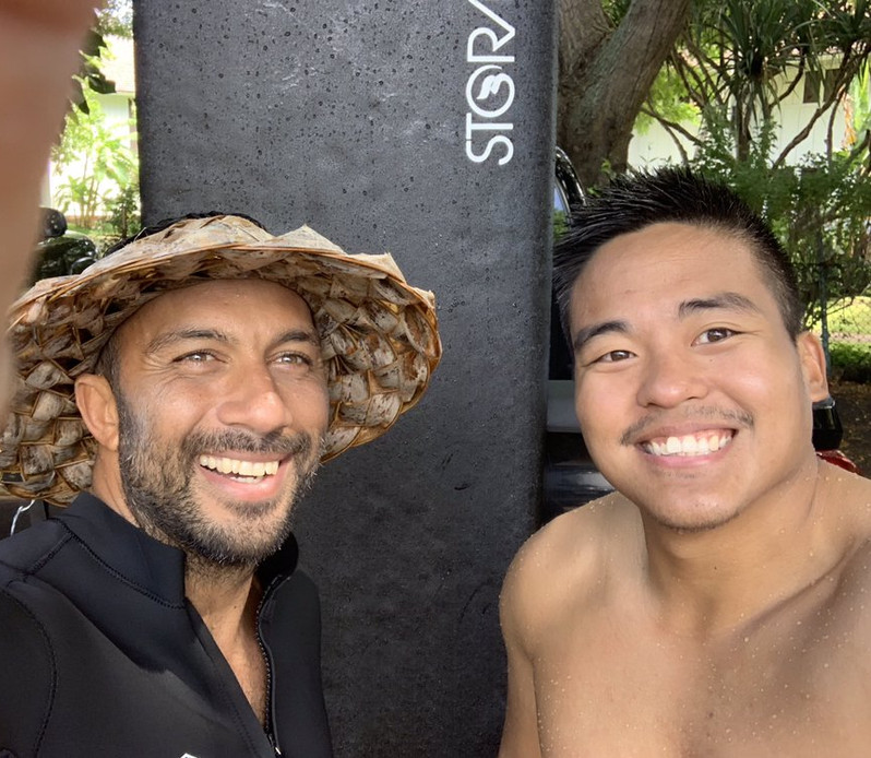 Surf Selfies