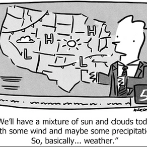Introducing our new and improved weather  forecasting system.