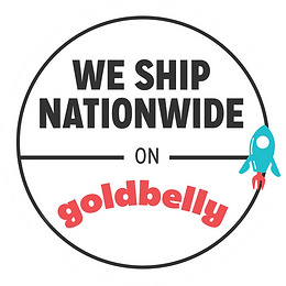Goldbely-Nationwide Shipping-Circle-Whit