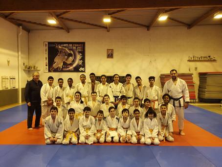 Informations Judo-Jujitsu-Taïso et reprise des activités