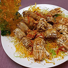 椒鹽瀨尿蝦