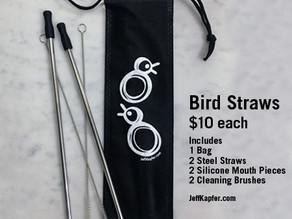 Bird Straws