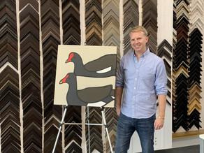 Birds @ Arch Framing