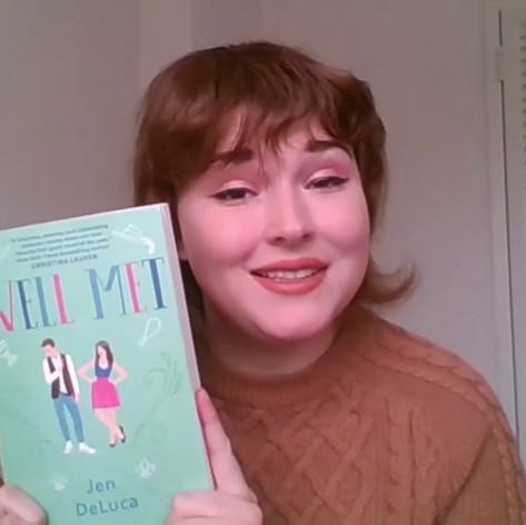 Book Buzz: Well Met by Jen DeLuca