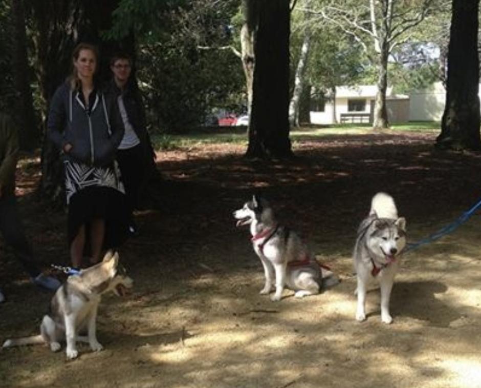 Ridge Runners Sled Dog Welfare Talk