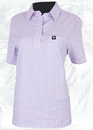 Womens Check Chick Shirt