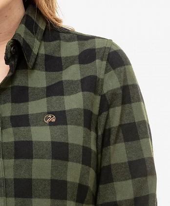 Monaco Cotton Long Sleeve Shirt