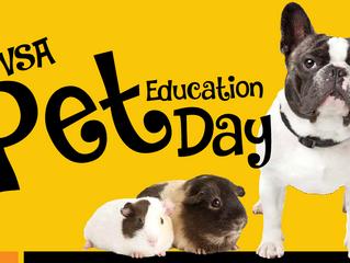 MUVSA Pet Education Day