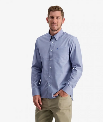 Barrington Long Sleeve Cotton Shirt