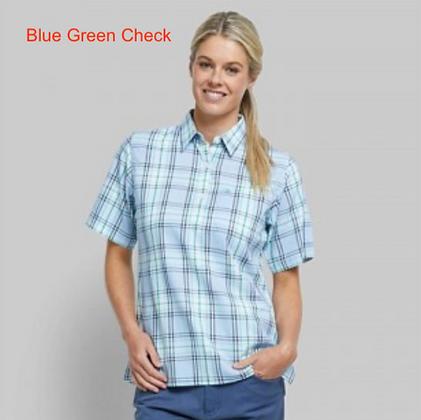 Tasman Cotton Short Sleeve Shirt