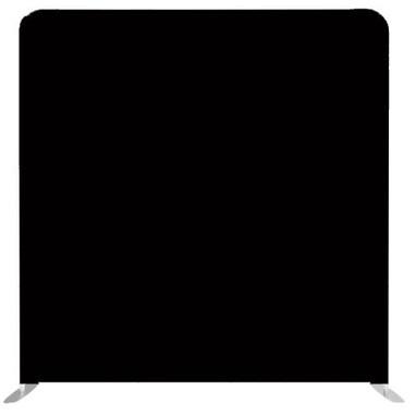 Black Strecth Photo Booth backdrop