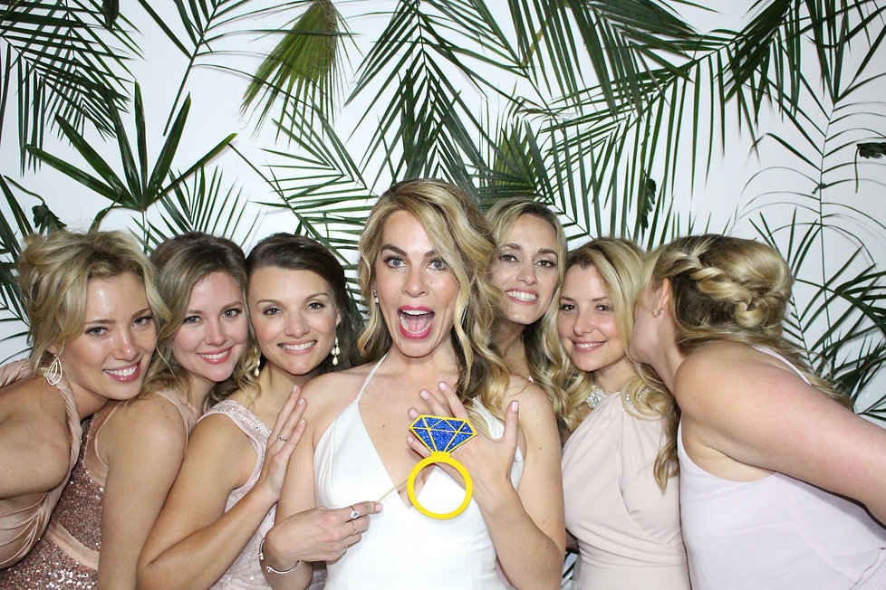 palm springs photo booth rental