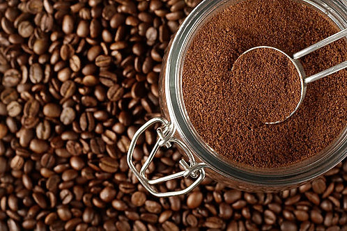 Grounded Coffee Beans 250g