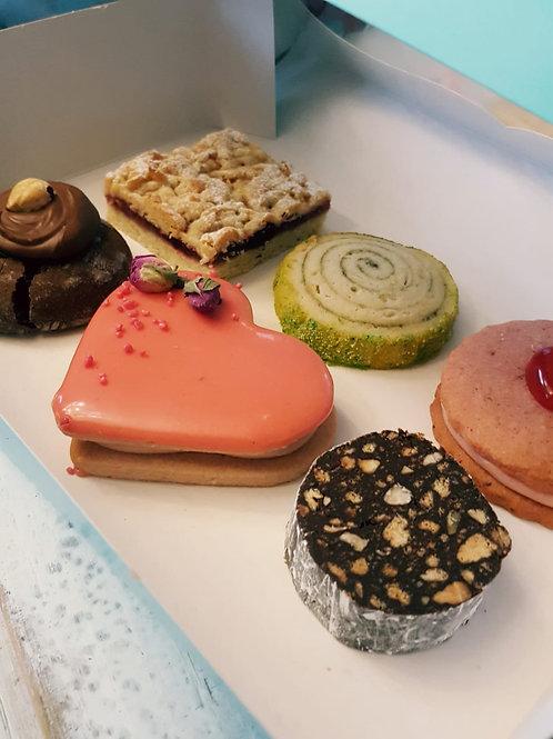 Handmade Cookie Box