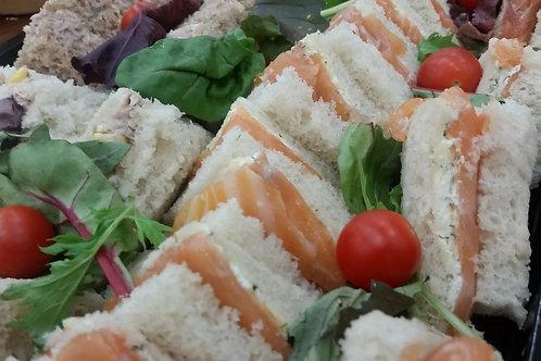 Sandwiches Platter