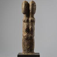 Dogon or Tellem Twin figure