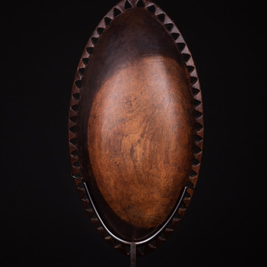 Lozi Platter, mid to late 19th Cent