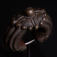 Dan or We-Guéré Bracelet, late 19th to early 20th cent