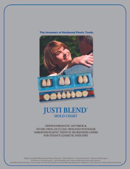 Justi Blend Teeth