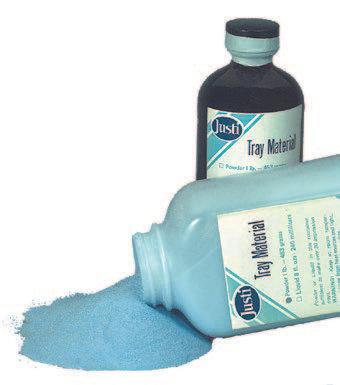 Justi® Tray Material