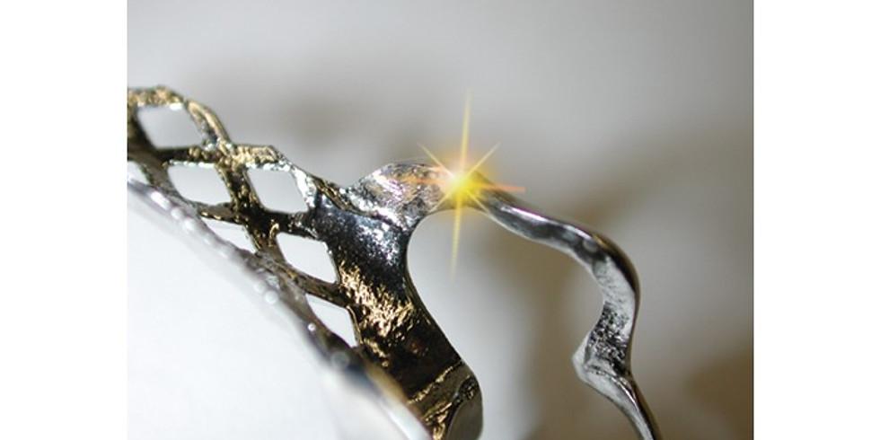 Laser welding techniques