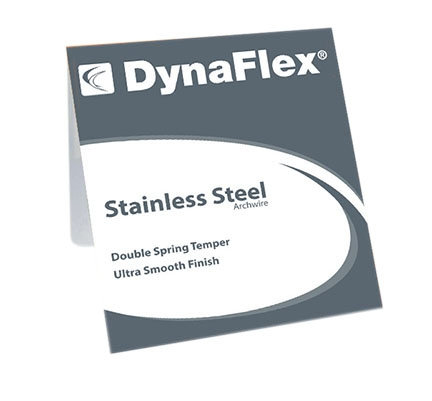 STAINLESS STEEL ARCHWIRES - Standard shape 10 PACK