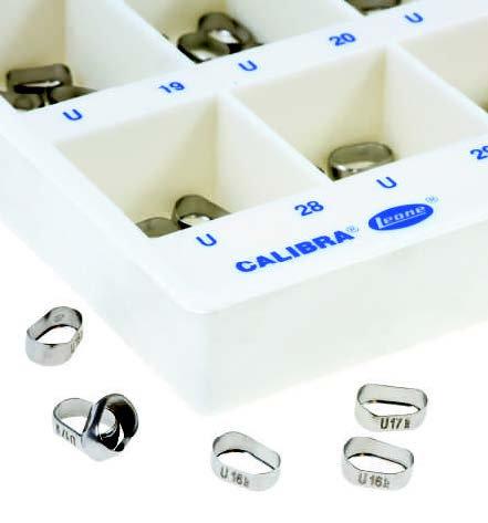 CALIBRA® bicuspid bands