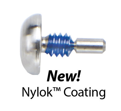 Nylok Coated Hybrid screw