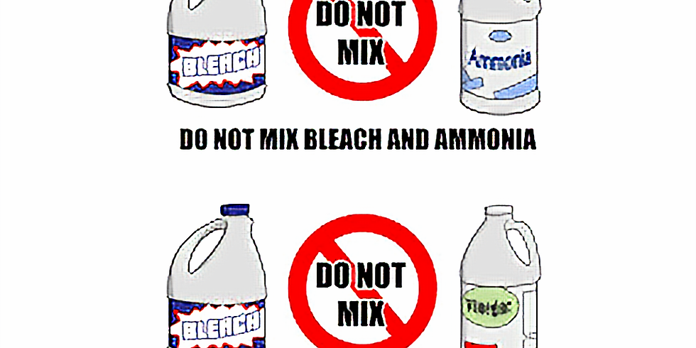 Cleaning Products You Should Never, Ever Mix