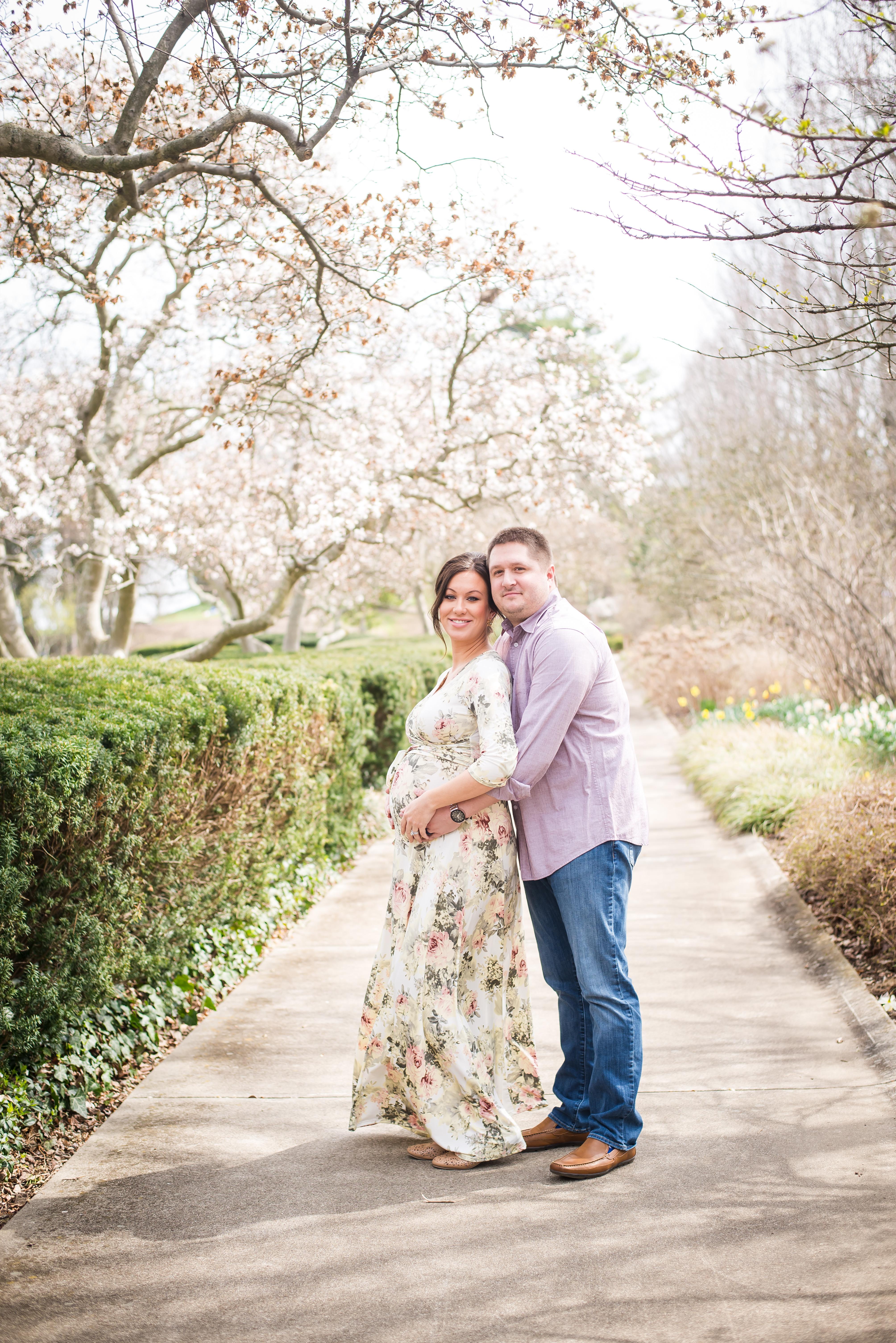 JBP Cincinnati Maternity Photographer