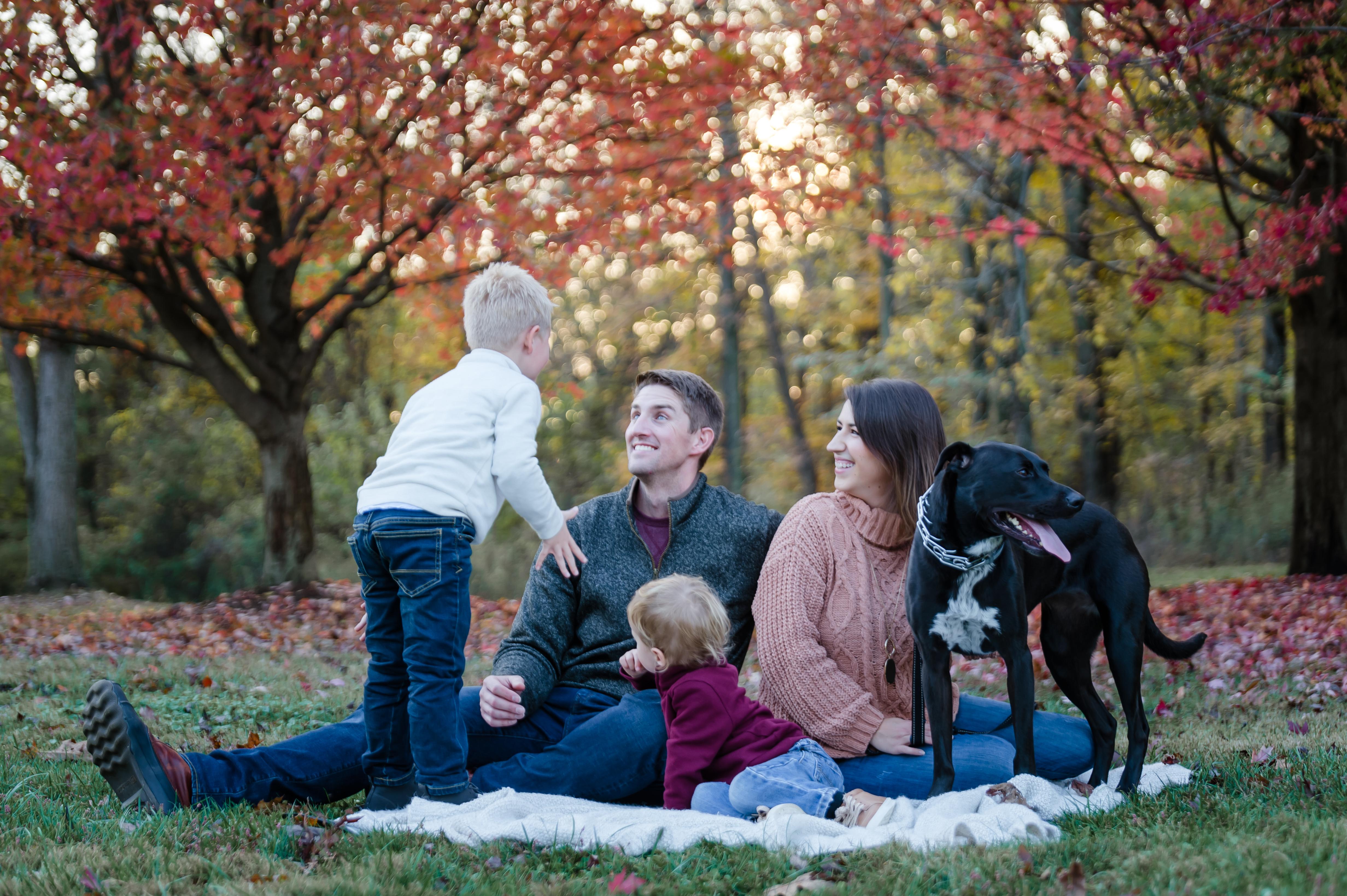 JBP Cincinnati Family Photographer