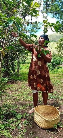 Madame Baholy Madaggassische Bäuerin pfl