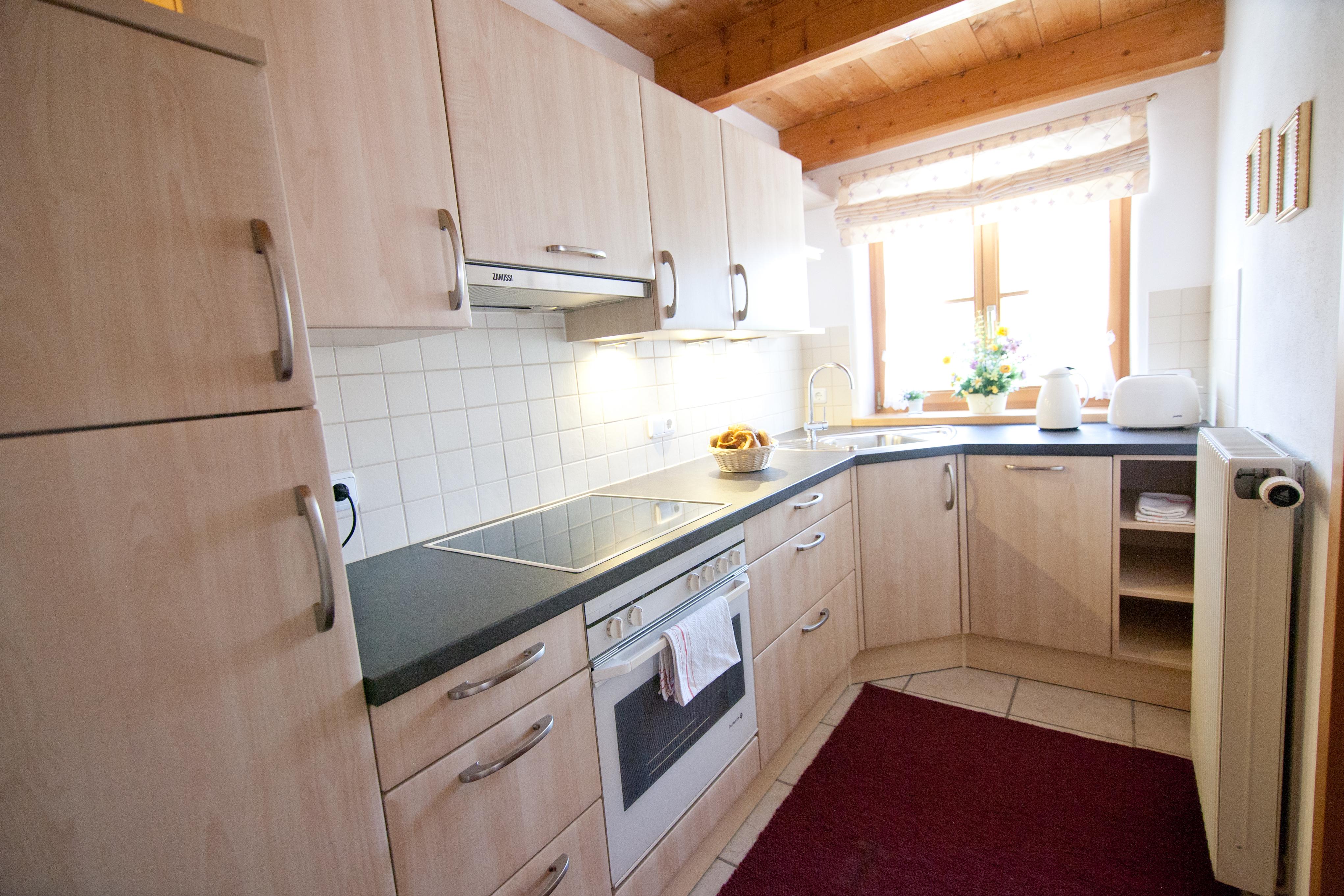 Küche im Haus Katharina