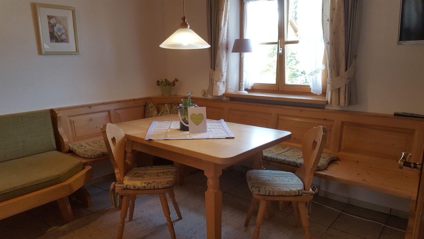 Ferienhaus Katharina_Ess-und Wohnbereich