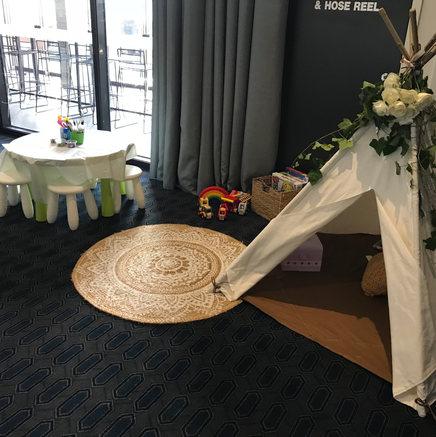 Children's Activity Corner