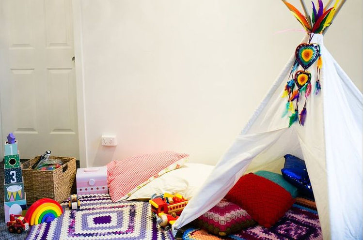 Rainbow Activity Room Photo by Aria Photography