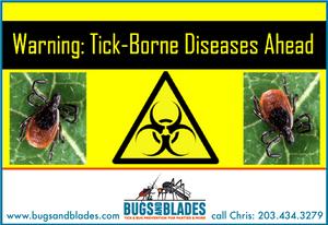#tickbornedisease #ticks #bugsandblades #tickservice #naturaltickproducts