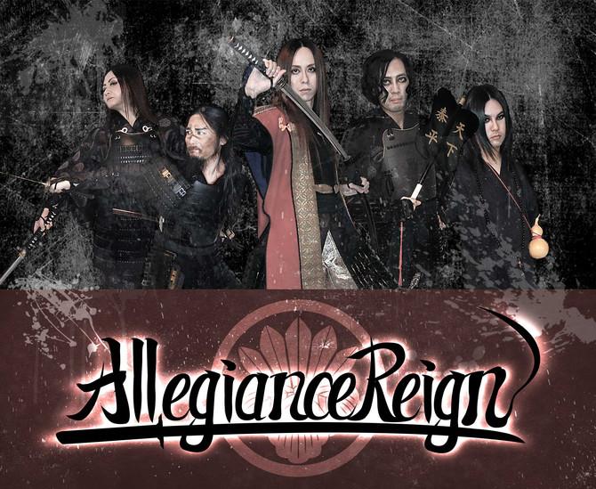 Allegiance Reignと契約締結!