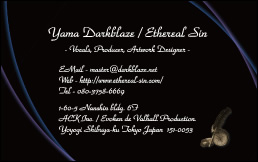 Yama Business Card