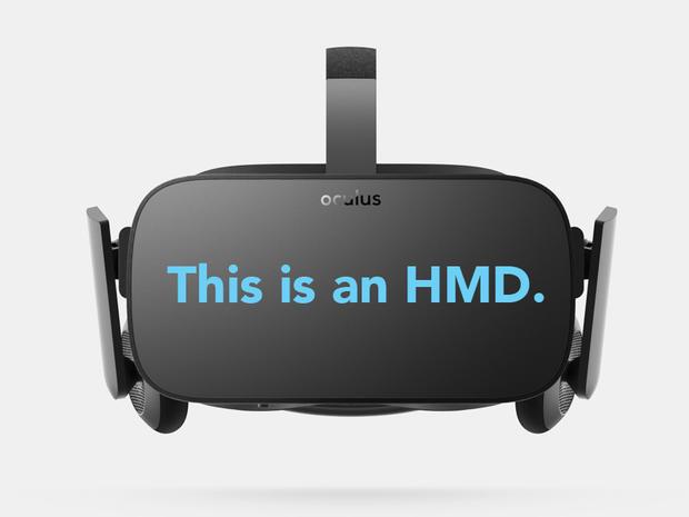 VR Terminology: A primer
