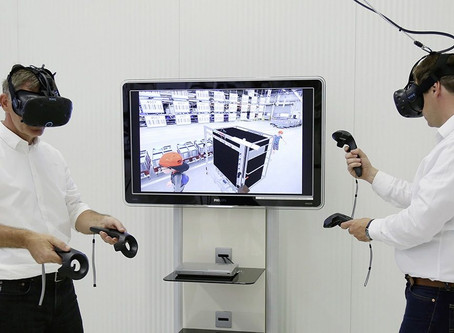 VR for training